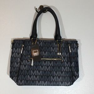 MKF Vegan Leather handbag ~ Crossbody purse